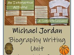 Michael jordan thesis