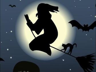 Functional Skills Halloween: Entry Level 2 Speaking + Listening Revision