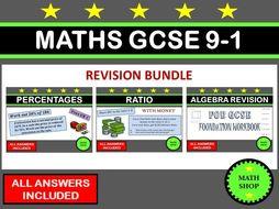 GCSE 9-1 Revision Maths