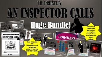 An Inspector Calls Huge Bundle!