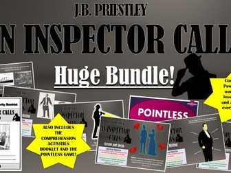 An Inspector Calls Huge Bundle!