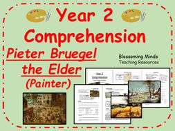Year 2 SATs comprehension - Pieter Bruegel the Elder