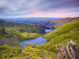 Edexcel GCSE (2016) - UK's Physical Landsape - Lesson 2(a) - Upland Landscapes (Lake District)