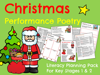Christmas Performance Poetry