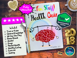 Mental Health : Health Quiz