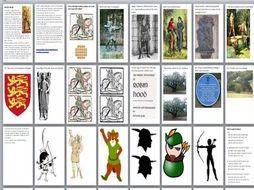 Robin Hood Activity Pack