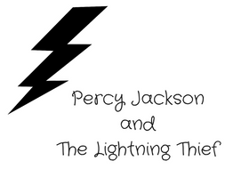 percy jackson and the lightning thief reading comprehension by