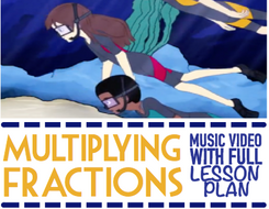 Multiplying Fractions | Worksheets, Word Problems, Quiz, Homework & Music Video |