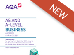 AQA A Level Business - end of unit assessments