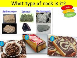 Year 7 - Igneous Rock (Full Lesson - 1 Hour)