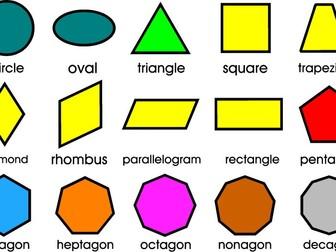 Year 4 Mathematics: 2D Shape