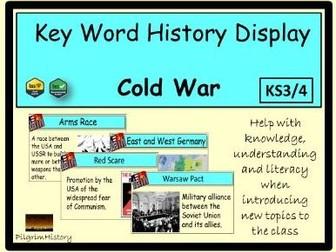 Cold War Display