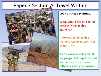 AQA Paper 2 Section A Q2 and Q3