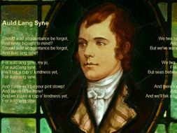 Robert Burns PPT and Burns Night PPT &  2 Worksheets