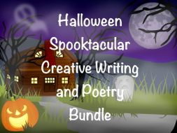 Halloween Creative Writing and Poetry Ideas