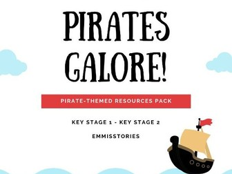 Pirate project stuff!