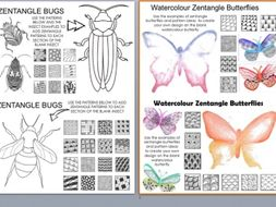 Insects Project - Set of 2 Worksheets