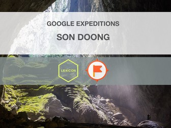 Son Doong #GoogleExpeditions Lesson