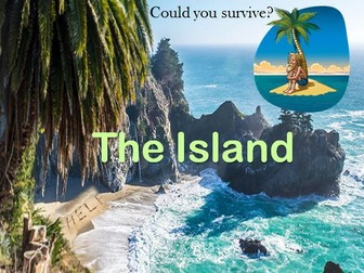 The Island – Survival Diary Lesson