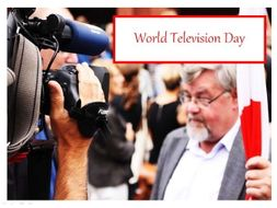 World Television Day + 31 Different Ways Of Using This Teaching Resource In The Classroom