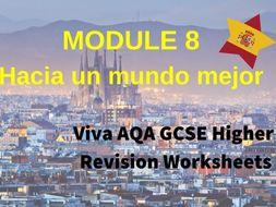 Spanish Viva GCSE (H) Module 8 Revision