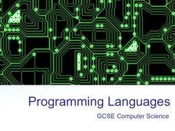 Low level programming languages practical lesson - GCSE Computer Science