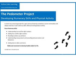 The Pedometer Project