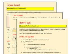 KS3 CT Computational Thinking Series