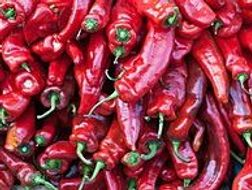 Spanish culture - Chili peppers - a spicy classroom activity