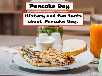 Pancake Day - Facts, Recipe and Short Quiz About Pancake Day