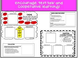 Guided Reading Support Sheets