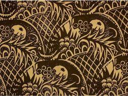 KS2 Art & Design (printmaking) - Designing and making a printed pattern