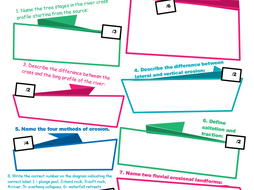 AQA GCSE three knowledge tests with feedback PPTs