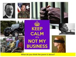 Poetry from Other Cultures KS3 Scheme