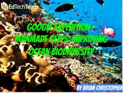 Manmade Reefs: Improving Ocean Biodiversity