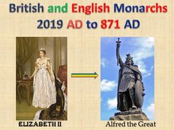 English-and-British-Monarchs-(2019-to-871).pptx