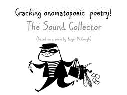 How to Write an Onomatopoeic Poem KS2 (differentiated