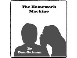 The Homework Machine - (Reed Novel Studies)