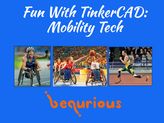 Fun with TinkerCAD - Session 5 - Mobility Tech