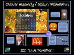 October Presentation