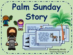 Palm Sunday Story Powerpoint | Teaching Resources