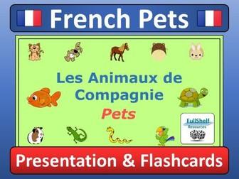 French Pets Presentation (Les Animaux de Compagnie)