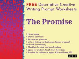 Christmas Descriptive Creative Writing Story Prompt KS2 04