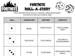 Fortnite Roll A Story
