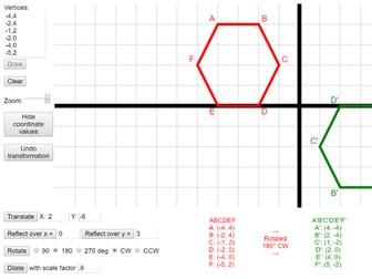 Polygon Transformations