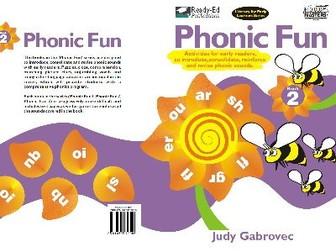 Phonic Fun Book 2