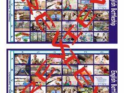 Shopping at Supermarkets Battleship Board Game