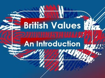 Citizenship: British Values: Introduction