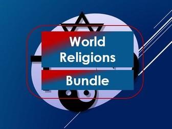 World Religions: Bundle
