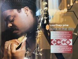 Courtney Pine - Three Songs from Back in the Day